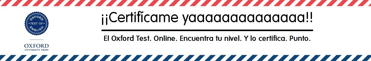 Oxford Online English Test banner - certifícame yaaaaaaaaaaaaaaaaa